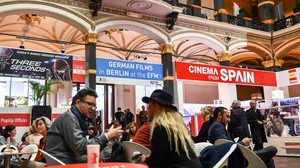 International: Serien erobern die Berlinale