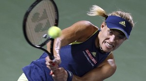 Tennis: Kerber unterliegt in Dubai Switolina