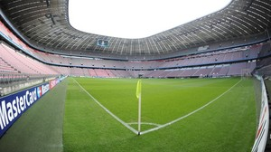 Münchner Regionalliga-Derby in der Allianz Arena