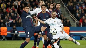 Paris - Real: Champions League im Live-Ticker