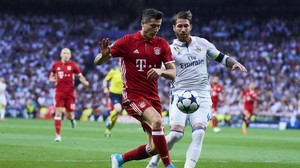 Lewandowski? Das sagt Real Madrid zu den Spekulationen