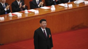 Parlament: China will