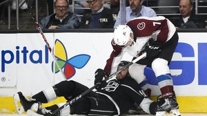 Eishockey: Rieders Los Angeles Kings mit wichtigem Heimsieg