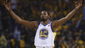 Basketball: NBA-Titelverteidiger Golden State gewinnt Playoff-Serie