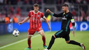 FC Bayern - Real: Champions League im Live-Ticker