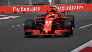 Formel 1: Vettel erlebt Trainings-Debakel in Baku