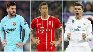 FC Bayern vs. Real Madrid: So gut ist Robert Lewandowski in K.o.-Spielen