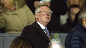 Manchester United: Notoperation bei Trainer-Legende Sir Alex Ferguson