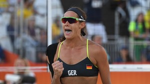 Beach-Volleyball: Beachvolleyball-Olympiasiegerin Walkenhorst vor Comeback