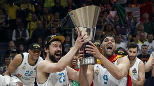 Basketball: Real Madrid gewinnt Titel in Basketball-Euroleague