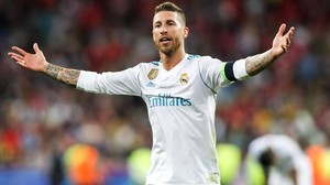 Champions League: Nach Foul an Salah – So reagiert Sergio Ramos