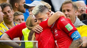 Skirennläuferin Gut heiratet früheren HSV-Profi Behrami