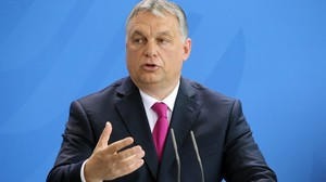 International: Ungarns Regierungschef Viktor Orban besucht Israel