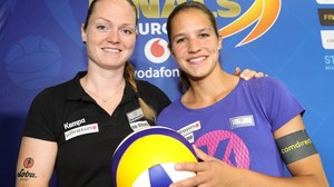 Beachvolleyball will zu European Championships