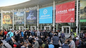 Gamescom startet in Köln