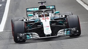 Irres Formel-1-Qualifying in Spa: Lewis Hamilton holt Rekord-Pole