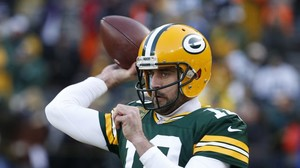 American Football: NFL-Quarterback Rodgers unterschreibt Rekordvertrag