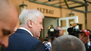 Innenminister Seehofer zur Migrations-Situation