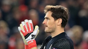 FC Porto - Rekord: Keeper Casillas geht in 20. Champions-League-Saison