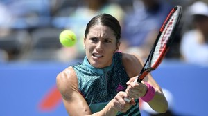 Tennis-WTA-Turnier: Petkovic erreicht Tennis-Halbfinale in China