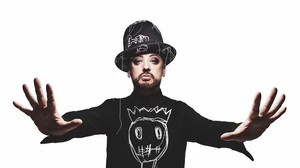 Comeback - Culture Club: Boy George auf Gute-Laune-Mission