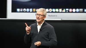 Präsentation in New York: Apple erneuert Einstiegs-Laptop MacBook Air und iPad Pro