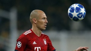 FC Bayern in Champions League ohne Robben