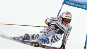 Ski alpin Riesenslalom - Rebensburg feiert in Courchevel Podiums-Comeback: