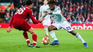 Champions League: FC Bayern mit Remis in Liverpool