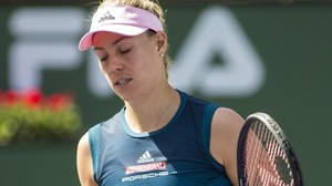 WTA-Turnier: Kerber in Indian Wells im Achtelfinale