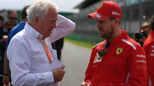 Trauer um Formel-1-Legende Charlie Whiting: