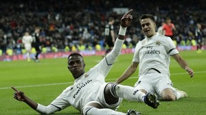 Real Madrids Jungstar: Vinicius Jr. will in Zukunft
