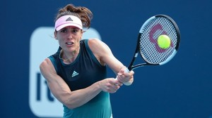 WTA-Turnier: Petkovic in Charleston nach Sieg in zweiter Runde