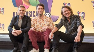 The Band - Lehrstunde mit Boygroup: Ein Musical rund um Take That
