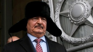 Vormarsch von General Haftar in Libyen: Russlands Mann in Nordafrika