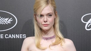 Elle Fanning: Ohnmachtsanfall in Cannes