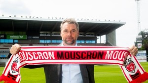 Royal Excel Mouscron: Hollerbach übernimmt Trainerjob in Belgien