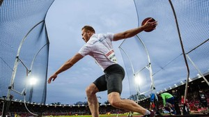 Diamond-League-Meeting: Diskus-Olympiasieger Harting nur Sechster in Stockholm