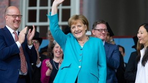 Angela Merkels Rede in Harvard: Die