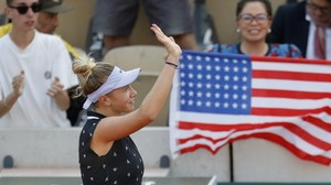 French Open: Teenager Anisimova fordert in Paris die Titelverteidigerin