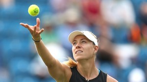 WTA-Turnier: Angelique Kerber in Eastbourne im Viertelfinale