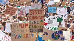 Fridays for Future: Keine Bußgeldbescheide in Brandenburg