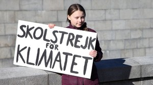 Fridays for Future: Greta Thunberg spricht bei Klimaprotest in Berlin