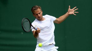 ATP-Turnier: Gojowczyk gewinnt Erstrunden-Match in Washington