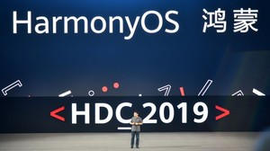 Harmony OS: Huawei packt Android-Alternative in smarten Fernseher