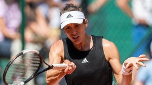 Tennis-WTA-Turnier: Achtelfinal-Aus für Petkovic in New York