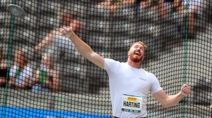 ISTAF: Olympiasieger Harting Letzter - Vetter kommt in Form