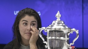 US-Open-Finale: Andreescu verwehrt Tennis-Queen Williams den Rekord
