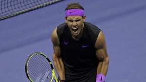 Generationen-Duell: Tennis-Idol Nadal will vierten Titel bei den US Open
