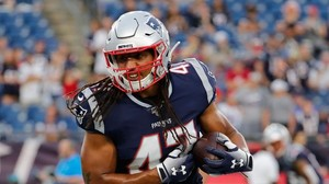 American Football: Johnson gibt NFL-Debüt bei Patriots-Sieg ohne Brown